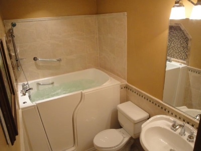 Independent Home Products, LLC installs hydrotherapy walk in tubs in Wawaka