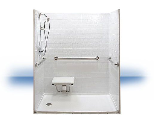 Syracuse Tub to Walk in Shower Conversion by Independent Home Products, LLC